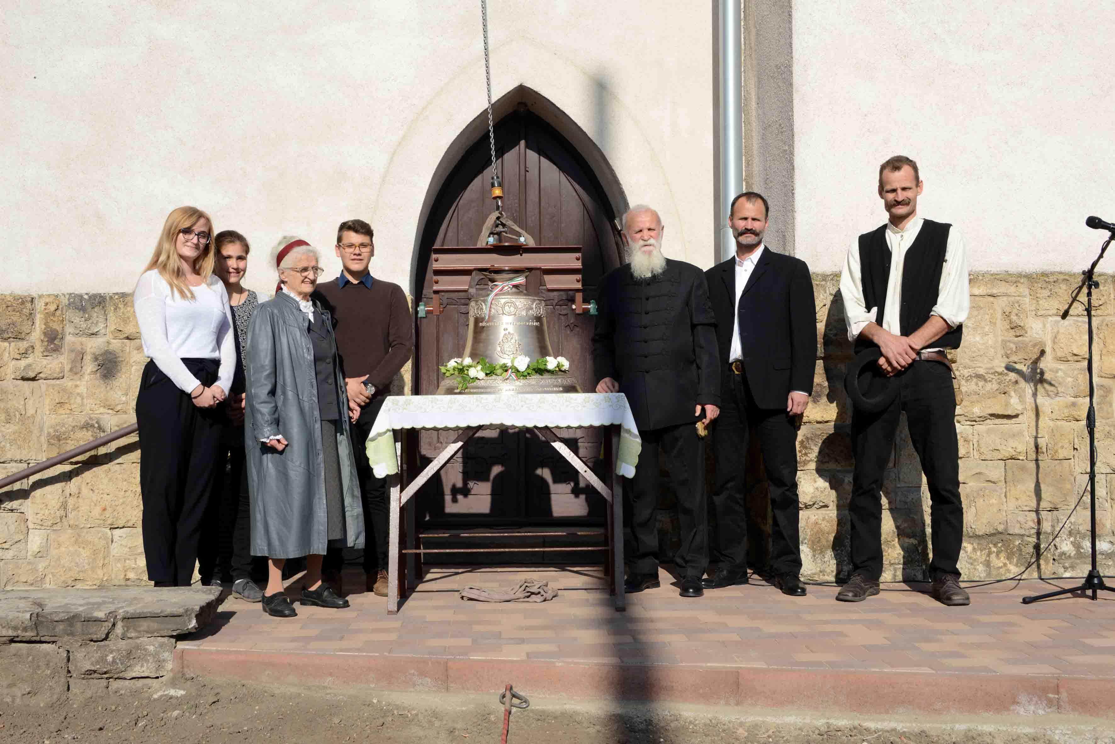74a00181b4 Hálaadó Istentisztelet a Debrecen-Mester utcai Református ...