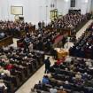Június 24. - Hálaadó istentisztelet - helyszínváltozás