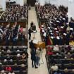 Hatalmas siker lett a Tamás-templom kórusának magyarországi turnéja
