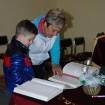 A Szentírás vándorútja az Uszkai Református Egyházközségben