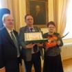 Arany Lajos vehette át az idei Jókai-díjat